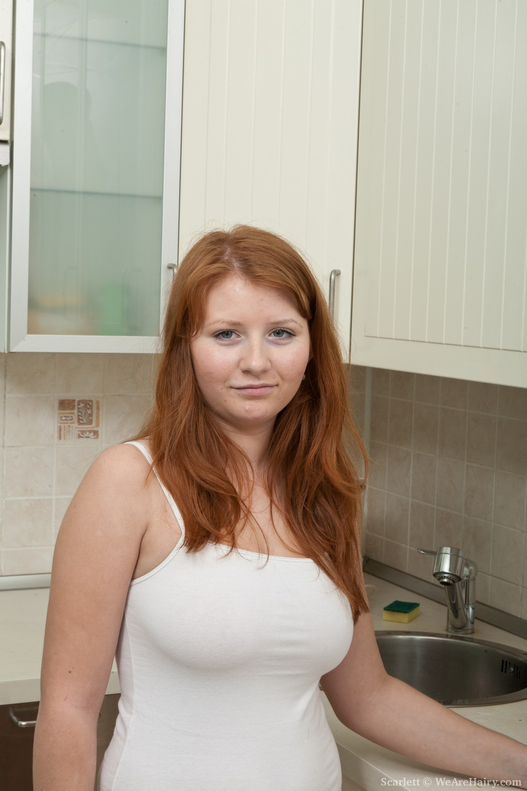 scarlett we are hairy russian redhead nude
